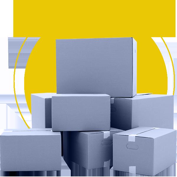حمل از درب محل مبدا تا درب محل مقصد شامل خدمات بسته بندی، ترخیص و …