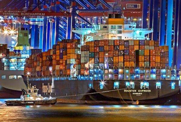 بحران افزایش نرخ های حمل دریایی